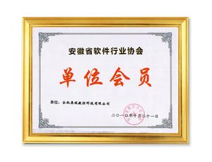 安徽省软件行业协会单位会员