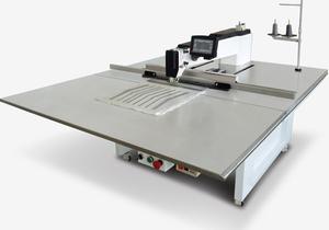 全自动模板缝纫机