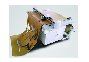 斯米特连续送纸平板切割机